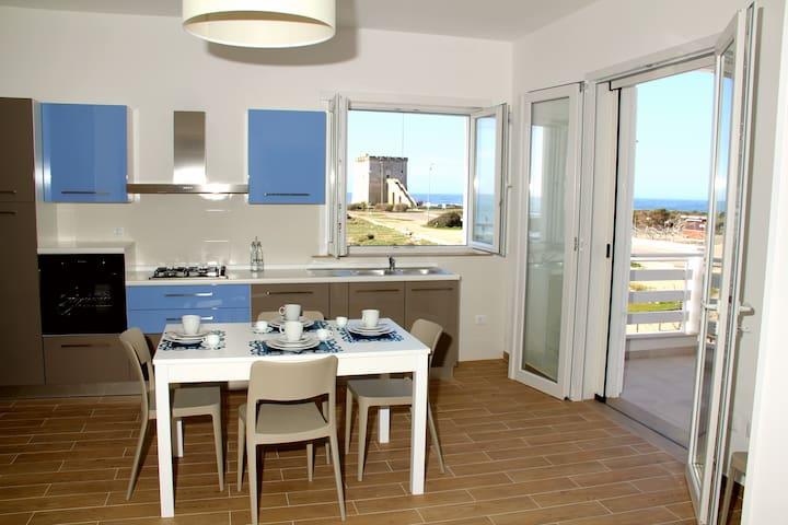 Casa vacanze vista mare Salento - Torre Lapillo - Talo