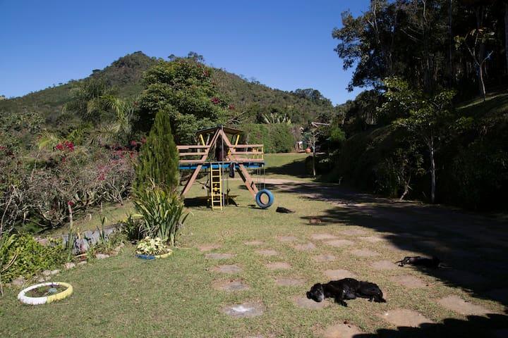 Casa para férias e temporada, Bocaina de Minas - Bocaina de Minas