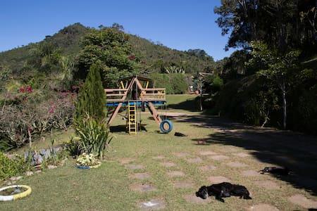 Casa para férias e temporada, Bocaina de Minas - Bocaina de Minas - Вилла