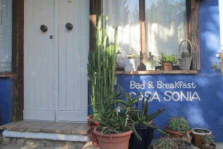 Accogliente e rustico BB Casa Sonia - Calvagese della Riviera
