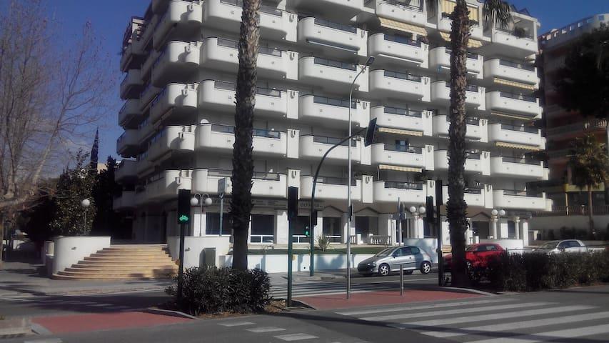 """Vista general """"Edificio Cancún"""""""