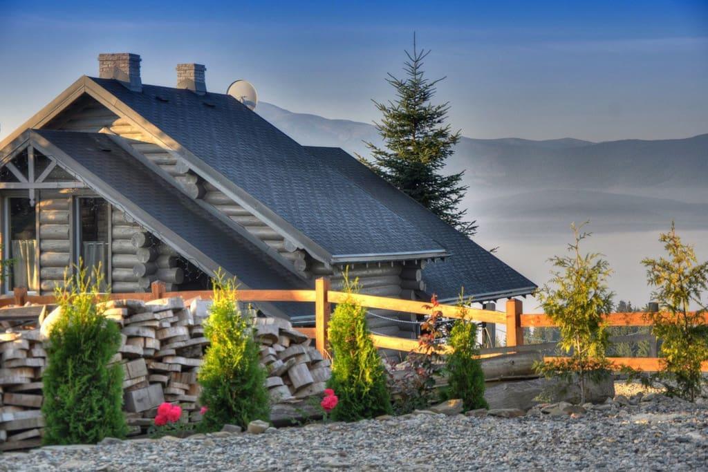 Helens Cottage exterior