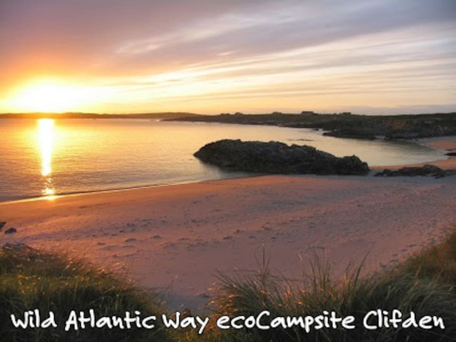 Clifden Camping Eco Beach