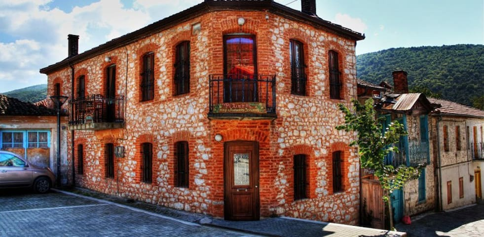 Παραδοσιακός Ξενώνας Φίλιππος - Psarades - Aamiaismajoitus
