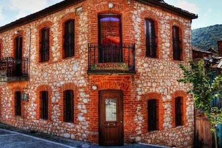 Παραδοσιακός Ξενώνας Φίλιππος - Psarades - Bed & Breakfast