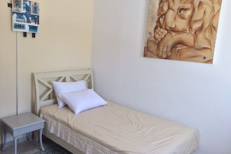 Private Double Bedroom in Carthage - Villa