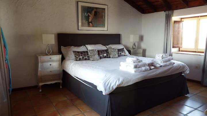 Apartment in Rural Canarian House