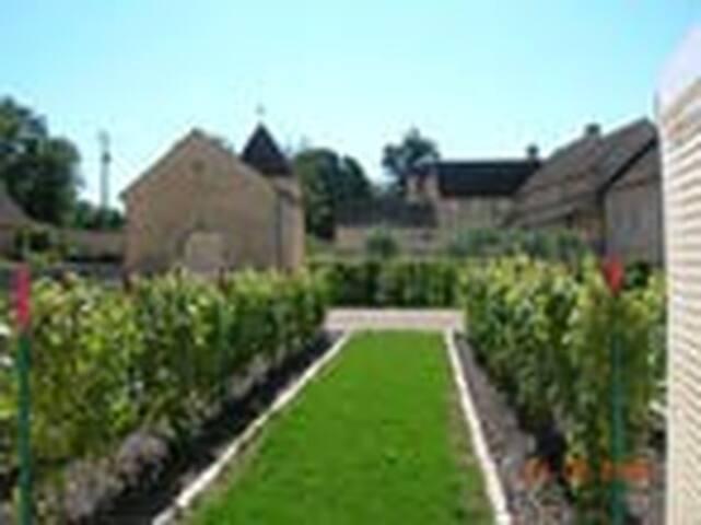 """""""Les Vignes"""" - Beaune - Haus"""