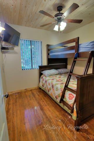 Bedroom #2 Bunk Bed