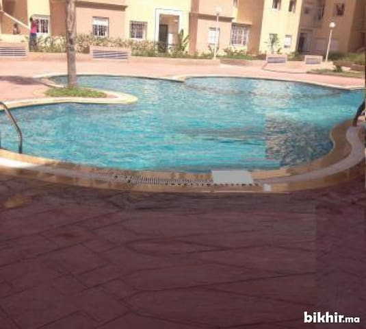 Nice apartment in Mohamedia