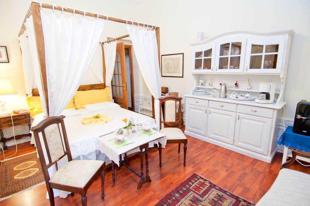 La posadina a cagliari consigliata chambres d 39 h tes for Chambre d hote sardaigne