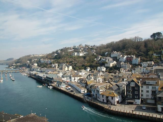 Spectacular Harbour & Coast View Looe - Looe - Appartement
