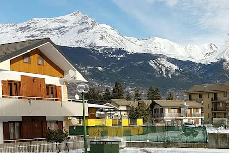 Charming Mountain Flat - Gravere - Appartement