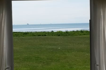 Sea View Holiday Caravan for Hire in Heysham