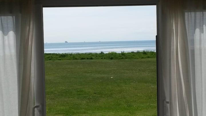 Sea View Holiday Caravan for Hire in Heysham