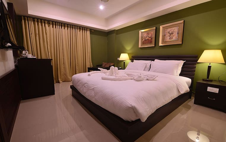 Comfy Executive Suite @ Margao - Margao - Boutique-hotelli