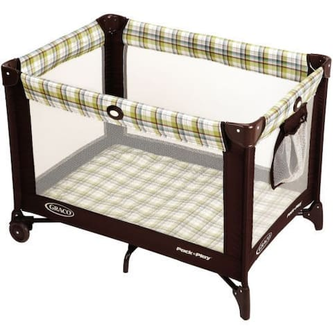 Pack 'n Play Playard (with 2 fitted sheets) available for the wee little ones.