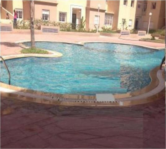 New affordable 2 Bedrooms apartment in Mohammedia