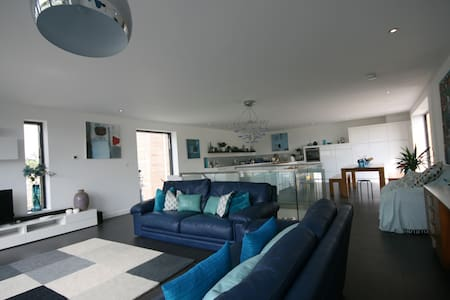 Fabulous contemporary coastal house - Challaborough
