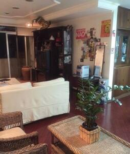 Room Vila Madalena (2 min metro) - Сан-Паулу - Квартира