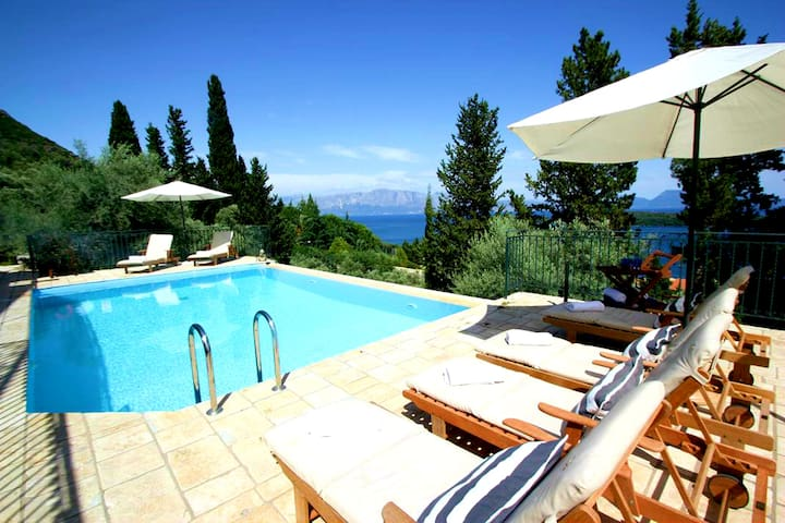 Villa Galini - Lefkada - Villa