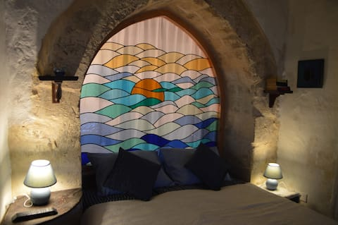 12 Century Cozy 1BD apartment in Mdina.