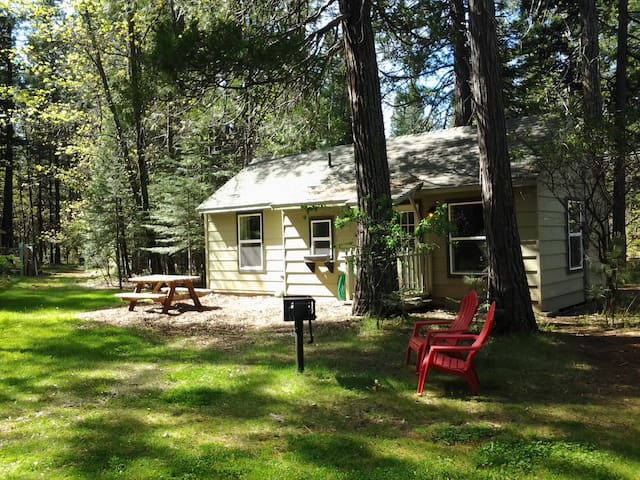 Mt lassen cabin lodging Resort #6 - Shingletown - Casa de campo
