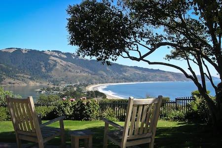 Best view on the coast - Bolinas - Talo