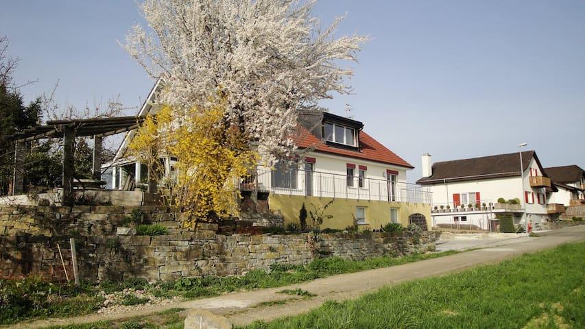 2 Schlafzimmer in schönem Haus - Sommeri - (ไม่ทราบ)