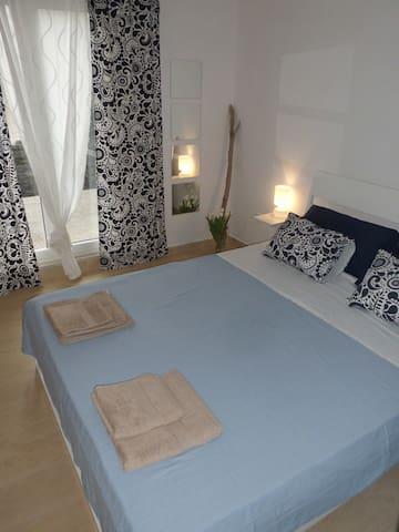 Comfortable double room Tamaris - Malinska - Hus