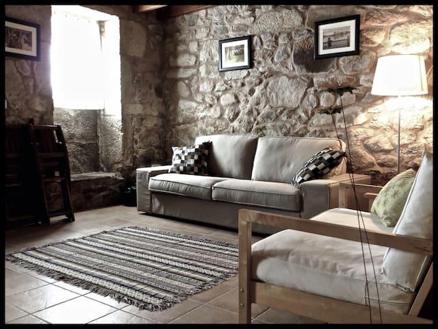 Casa do Pozo - Nice house in Carnota (Mallou) - Mallou - Hus