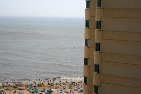 Beachside Condo, spectacular views - Оушен-Сити