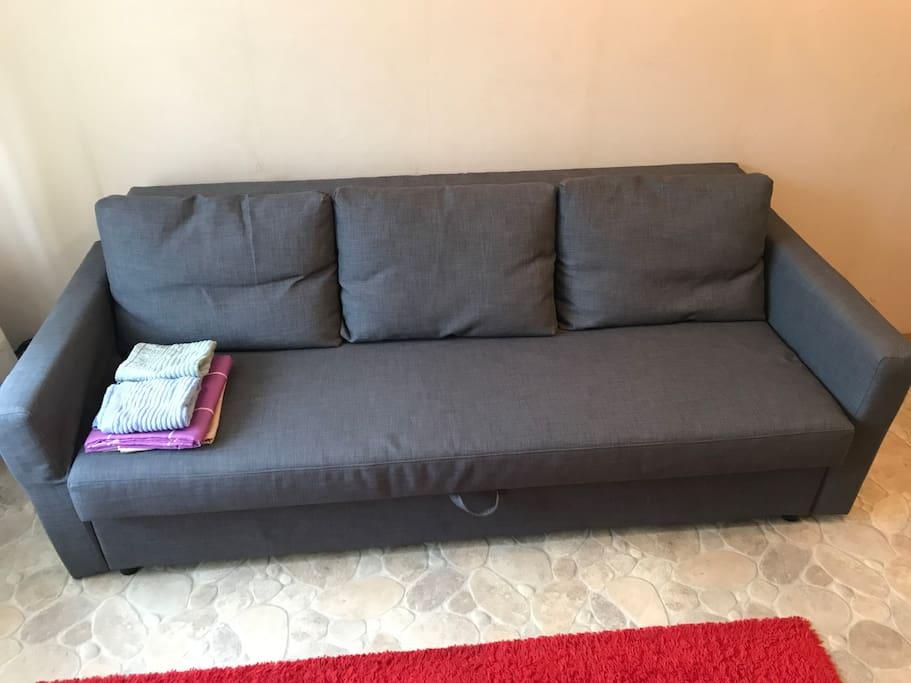 диван раскладывается
