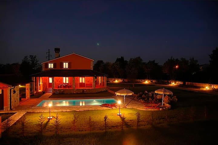 Luxury Mediteranean Style Villa -  Istria