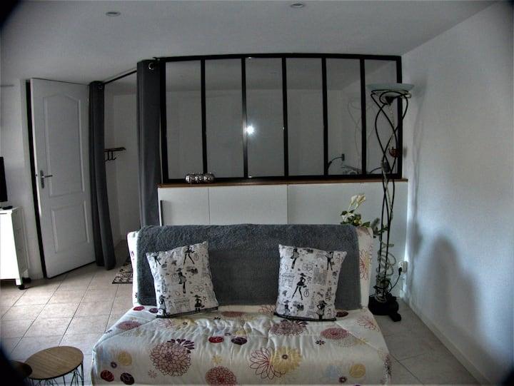 Jolie Guest House indépendante 2/3 personnes