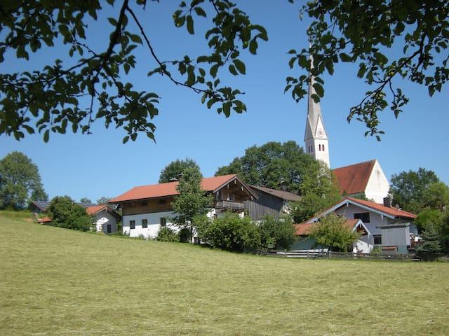 Ferienwohnung Blumenwiese - Bad Endorf - Apartment