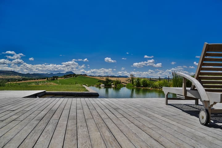 Idyllic Marche Hillside Villa - Jesi - Casa