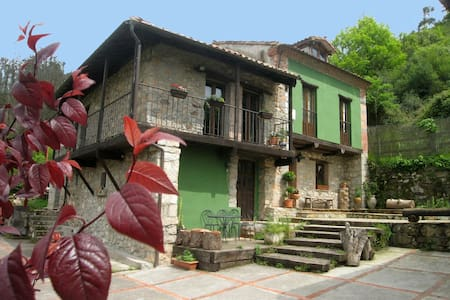 """Quintana La Vega""Casona asturiana - oviedo - Huis"