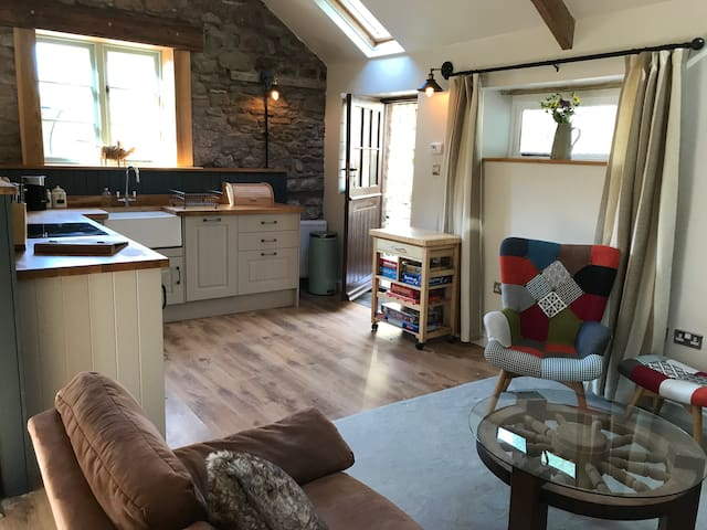 Wheelwright's Cottage: Wye nature and relaxation