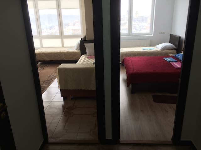 Rooms with Fortetsya view 2