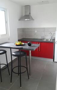Appartement jardin 3 min de la mer - Prunelli-di-Fiumorbo