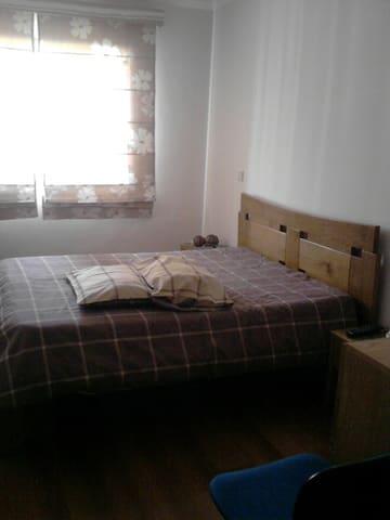 Quarto em Apartamento - Valongo Municipality - Apartment