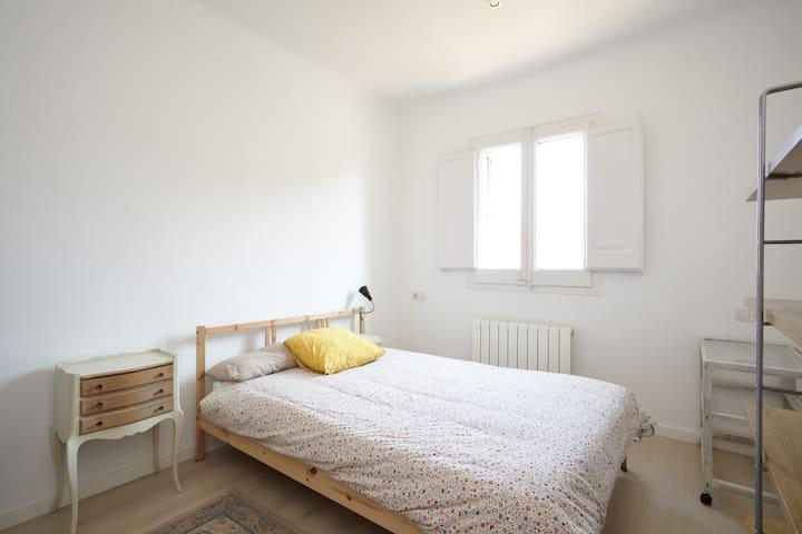 Beautiful double room Sag. Familia