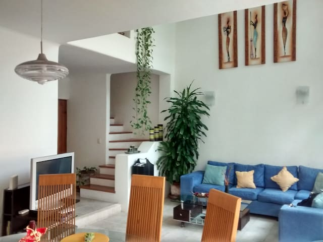 Two bedroom house, fully equipped - Cancún - House