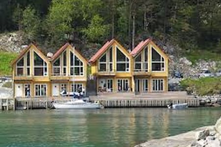 Boathouse Cottage, Tysnes (Bergen) - Hallgjerdsvika