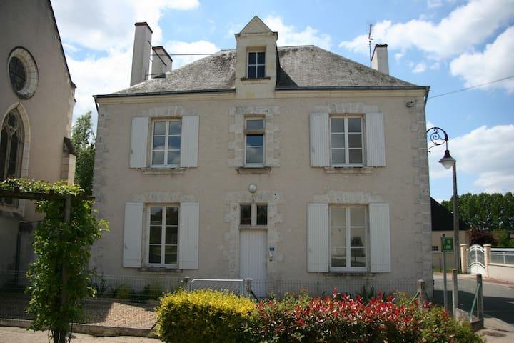 Proche Beauval et châteaux - Chémery - Rumah