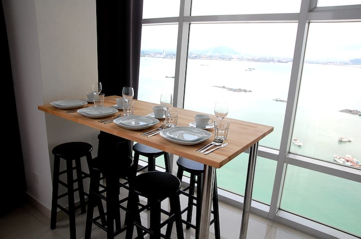 Maritime High Floor Seaview Duplex Condo