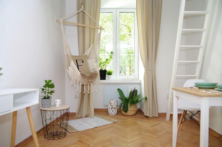Fryderyk Apartment 'Wilcza'