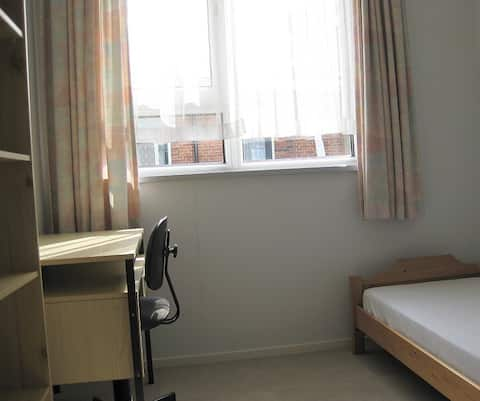 Small room near city centre