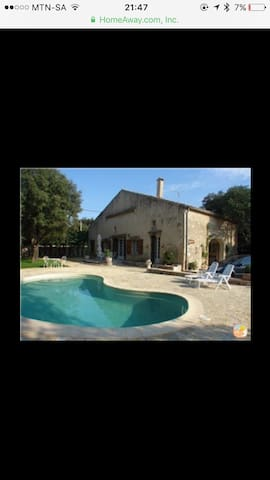 Amazing family French farm house not to be missed! - Cournonsec - House